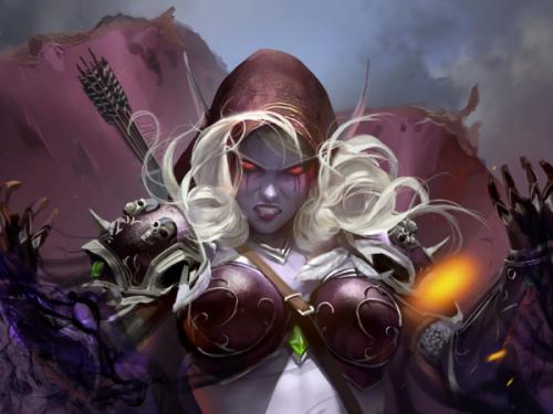 Fan Arts Warcraft: Capítulo LXV
