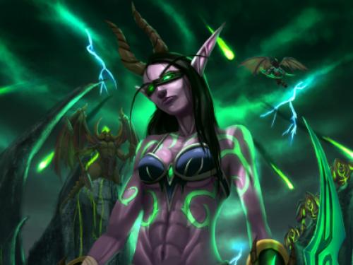 Cambios al Cazador de Demonios en Shadowlands (Parche 9.0.1)