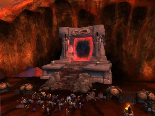 Guía para viajar a Draenor sin realizar el evento del Portal Oscuro