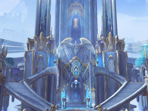Mejora en la interfaz de Renombre en la Beta de Shadowlands