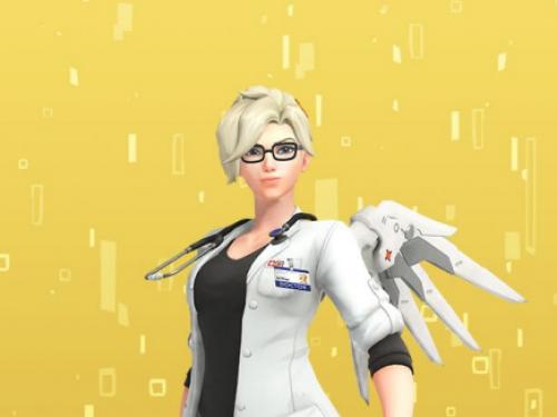 """Overwatch: ¡Alza el Vuelo con el Desafío """"El llamado de Mercy""""!"""