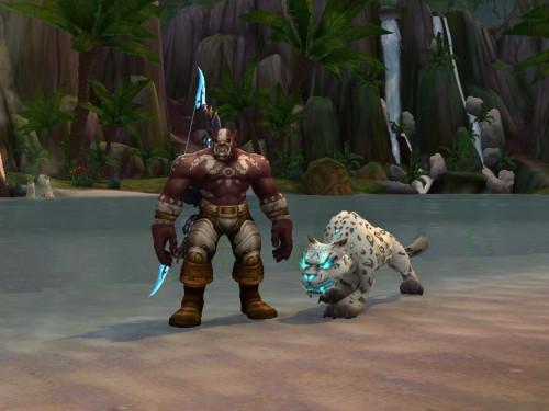 Loque'nahak: Mascota de Cazador