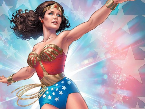 Transfiguraciones: Wonder Woman
