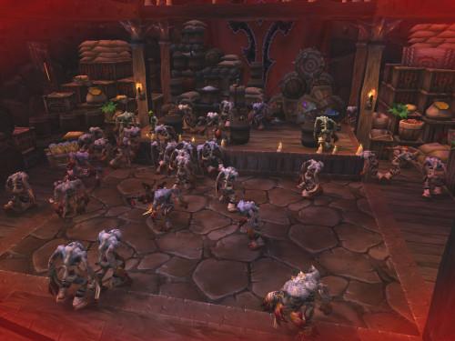Invasión de la Plaga en el evento Pre-Expansión