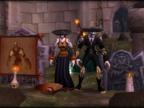 Festividad de los Muertos