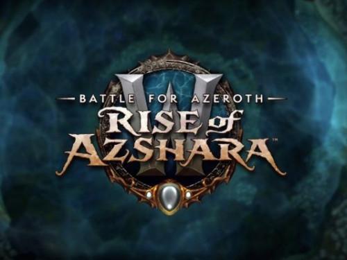 Notas de la actualización de contenido El Resurgir de Azshara: Temporada 3