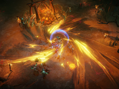 Diablo IV: Gameplay de la Demo en BlizzCon 2019 (Parte 2)
