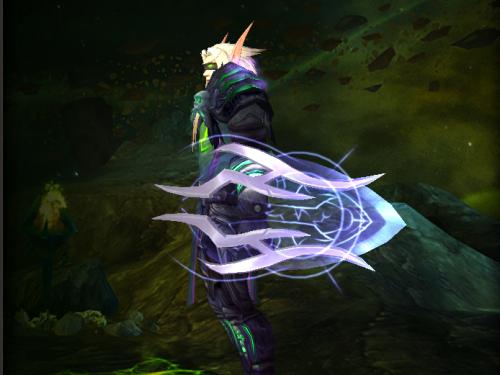 Parche 9.1.5: Nuevas Transfiguraciones para Paseo en el Tiempo de Legion
