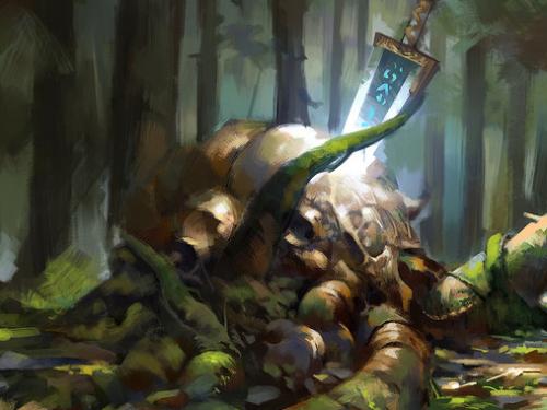 Espada del Maestro - Historia de WoW