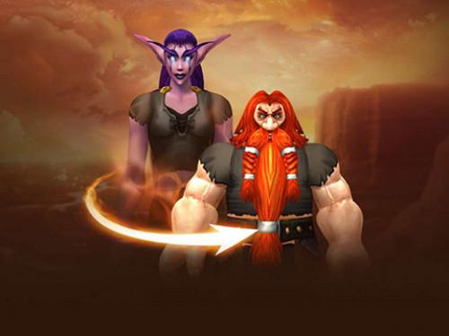 ¡Nuevas ofertas! World of Warcraft: Legion y servicios para personajes