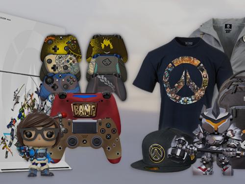 Ganad Grandes Premios en el Concurso de Cosplay Asequible de Overwatch