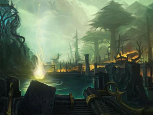 Reseña de World of Warcraft: El Pozo de la Eternidad, de Richard A. Knaak