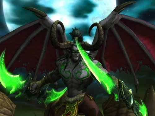 Blizzard pregunta a los jugadores sobre un servidor clásico de Burning Crusade