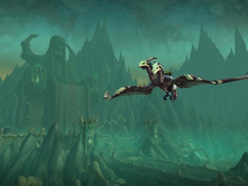 Cómo volar en Shadowlands - Desbloquear el vuelo en las Tierras Sombrías