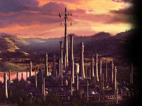 Ciudad de Dalaran - Próxima Capital de Expansión