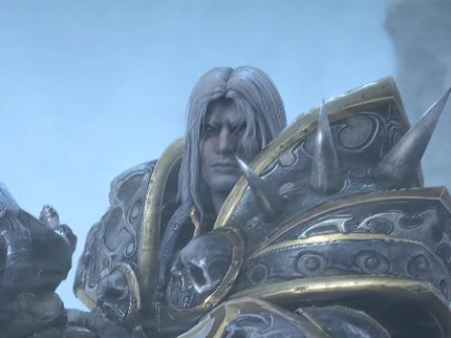 Cinemática Illidan vs Arthas Warcraft III: Reforged en 4K y 8K
