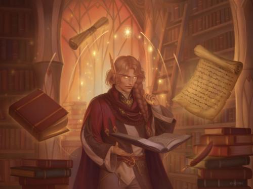 Fan Arts Warcraft: Capítulo CCXVII