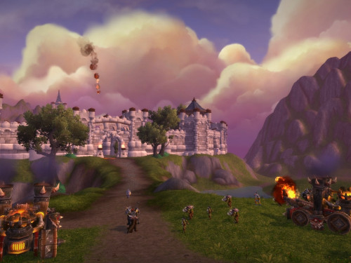 Battle For Azeroth: Frentes de Guerra