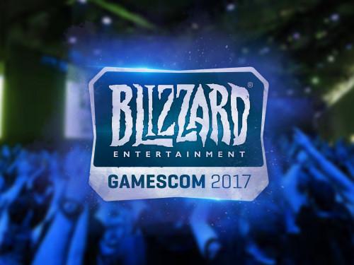 Blizzard Entertainment en la Gamescom 2017