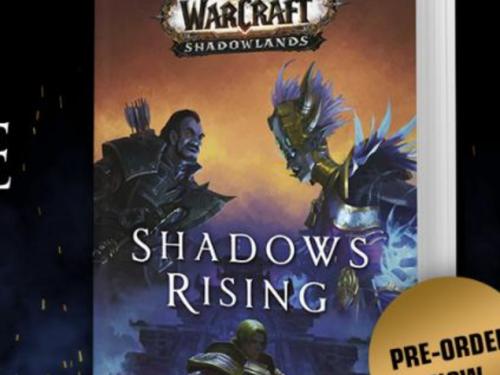 ¡Ya está disponible la precompra de Shadows Rising! - ¡Conocemos ya la portada!