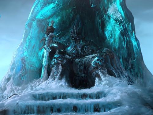 Cinemática de Wrath of the Lich King en 4K y 8K