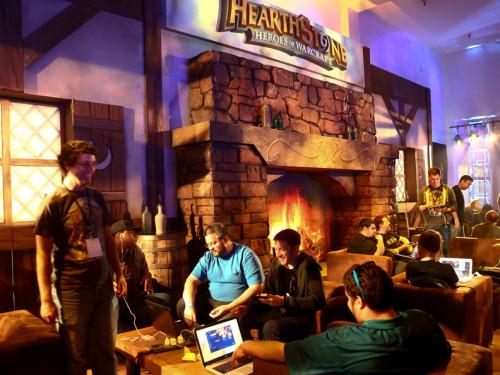Características de la beta de los Fireside Gatherings