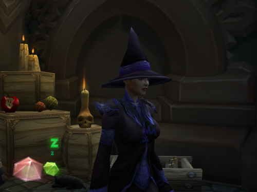 Curiosidades de Warcraft: Escondidos a Plena Vista XXIII