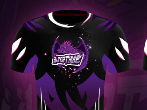 ¡Camiseta de AlterTime disponible a la venta!