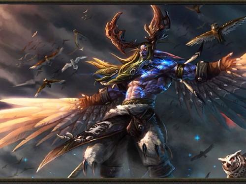 Glifos de Druida en Legión
