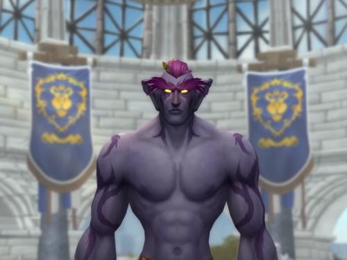 Shadowlands: ¡Nuevas personalizaciones para los Elfos de la Noche!