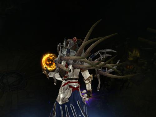 Diablo III - Alas del Demonio Mayor: Recomensa por el 20º Aniversario de Diablo II