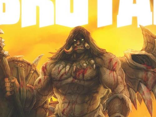 Brütal: The Art of Samwise ya se encuentra a la venta