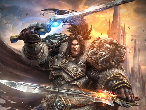 Fan Arts Warcraft: Capítulo CCXXXI