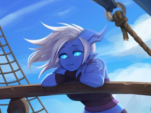 Fan Arts Warcraft: Capítulo CXLV