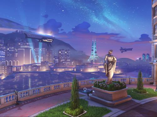 Overwatch 2: ¡Descubre los nuevos mapas del juego!