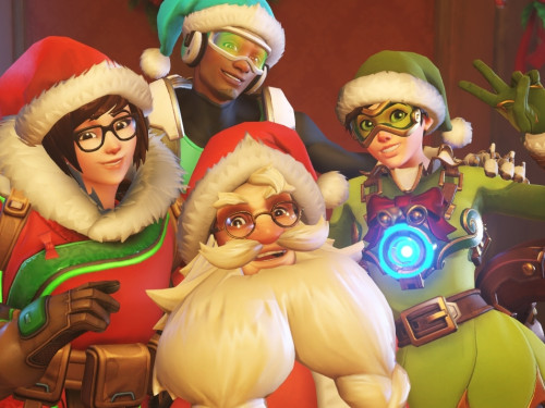 ¡Evento Inverlandia ya disponible en Overwatch!