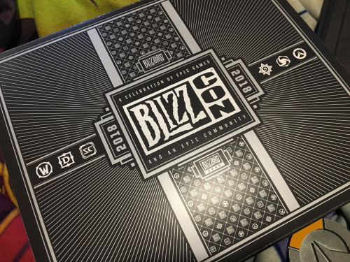 Goody Bag de la BlizzCon 2018