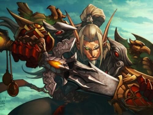 Héroes de Azeroth: Lor'themar Theron