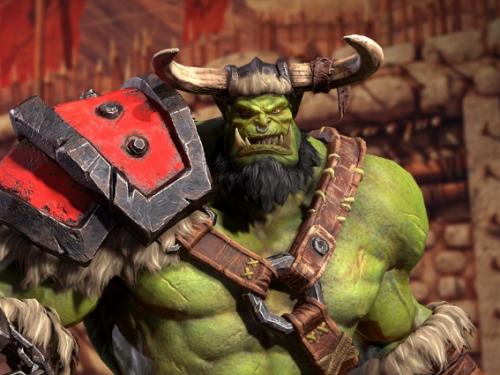 ¡Fondos de Warcraft III: Reforged!