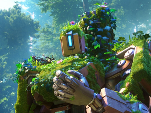 Guía de Bastion en Overwatch