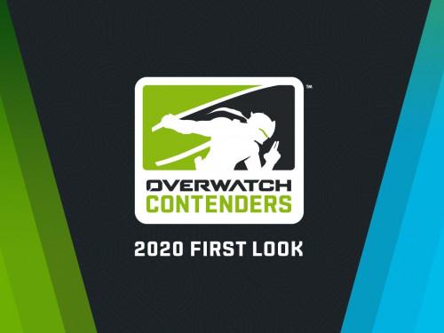 Un adelanto de la Overwatch Contenders 2020