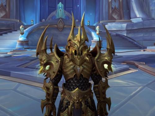 Parche 9.1: Los conjuntos de armadura de banda utilizarán la apariencia de los legendarios