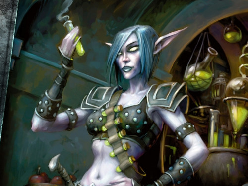 Guía de Alquimia (1-300) en World of Warcraft Classic