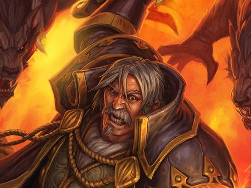 Héroes de Azeroth: Genn Cringris
