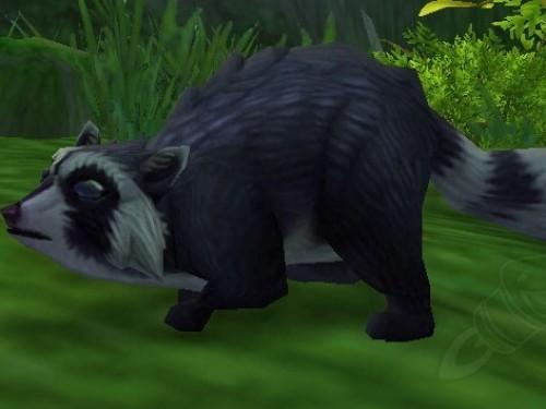 Domador pandaren de fábula: Nitun