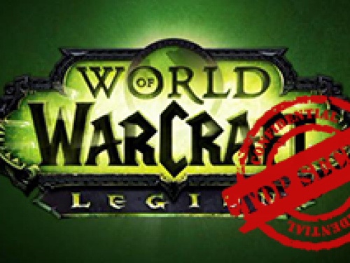 Noticias World of Warcraft: Legión 7/08/2015