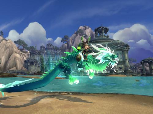 Dragón Nimbo de Jade Célico: Parche 7.1.5