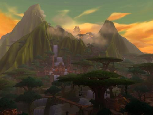 Avance de Battle for Azeroth: Guía del Visitante de Zuldazar