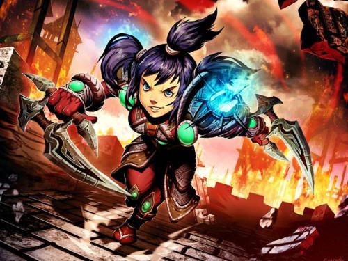 Fan Arts Warcraft: Capítulo CXXXVI