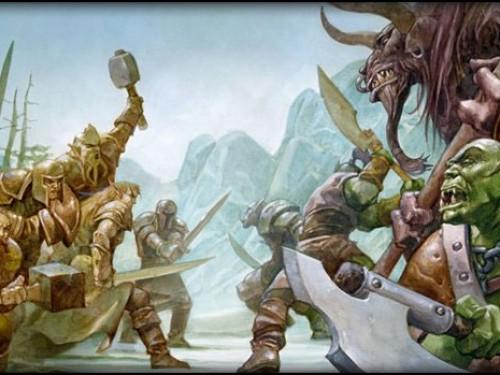 Primera Guerra: Los Lobo Gélido